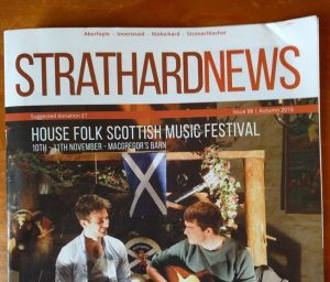 Strathard News Issue 98
